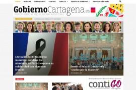 """COP Murcia solicita el cierre o modificación de """"GOBIERNOCARTAGENA.ES"""""""