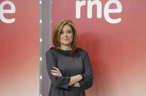 """Pepa Fernández, presentadora de """"No es un día cualquiera"""""""