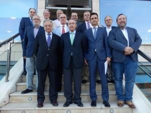 Reunido el Consejo Rector de los Laureles de Murcia